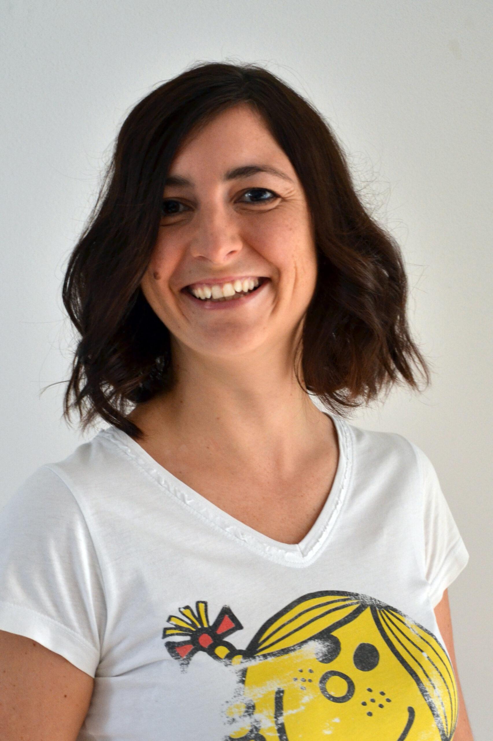 Lachyoga Trainerin Sandra Schmid